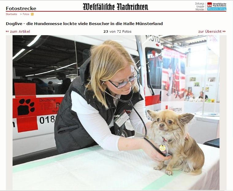 Westfälische Nachrichten vom 21.01.2017